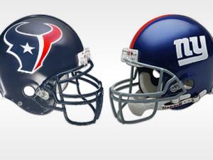 giants vs texans